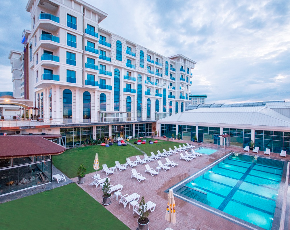 Budan Thermal Hotel & Convention Center