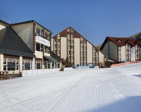 Dedeman Palandöken Resort Hotel